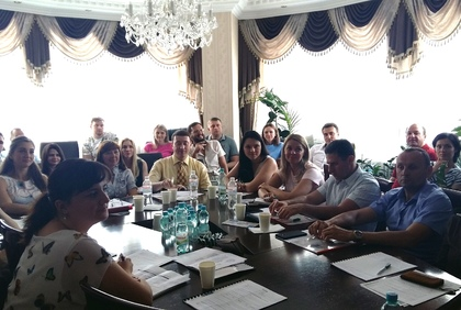 The European Arbitration Chamber conducted seminar in Kyiv