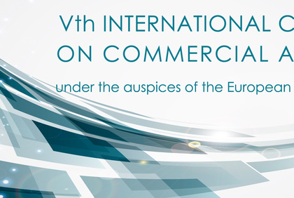 The presentation of the V International Competition on Commercial Arbitration