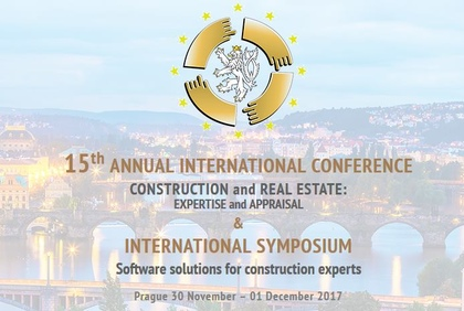 "15th Annual International Conference ""Construction and Real Estate: Expertise and Appraisal"